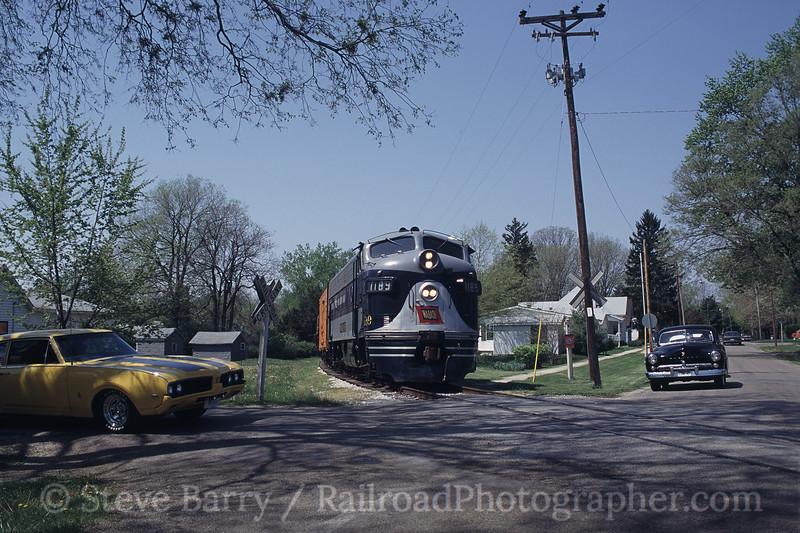 Photo 0793<br /> Monticello Railway Museum; Monticello, Illinois<br /> May 2000