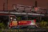 Photo 0692<br /> Lehigh Valley Rail Management; Bethlehem Steel, Bethlehem, Pennsylvania<br /> June 23, 2006