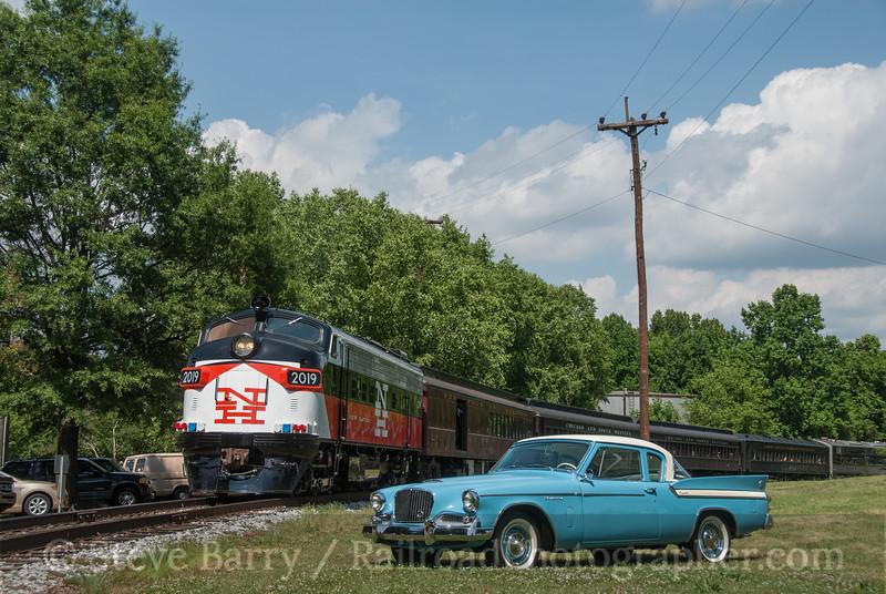 Photo 3157<br /> North Carolina Transportation Museum; Spencer, North Carolina<br /> May 31, 2014