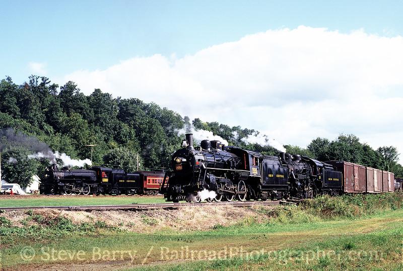 Photo 0430<br /> Ohio Central; Conesville, Ohio<br /> September 21, 1997