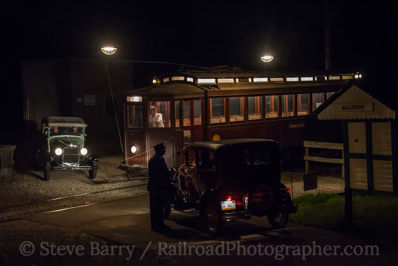 Photo 4711<br /> Pennsylvania Trolley Museum<br /> Washington, Pennsylvania<br /> June 2, 2018