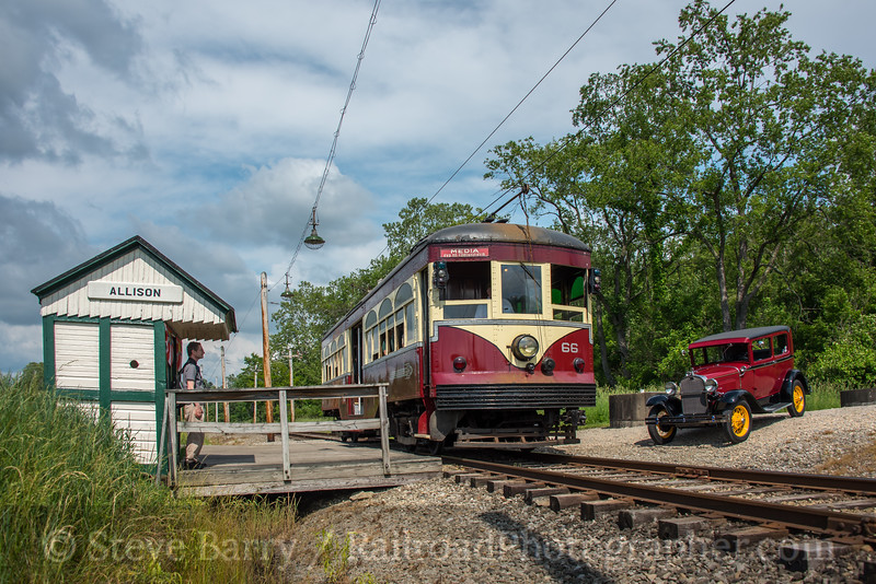 Photo 4707<br /> Pennsylvania Trolley Museum<br /> Washington, Pennsylvania<br /> June 2, 2018
