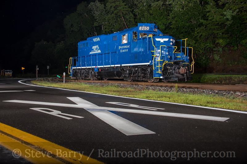 Photo 5138<br /> Potomac Eagle<br /> Romney, West Virginia<br /> August 10, 2018