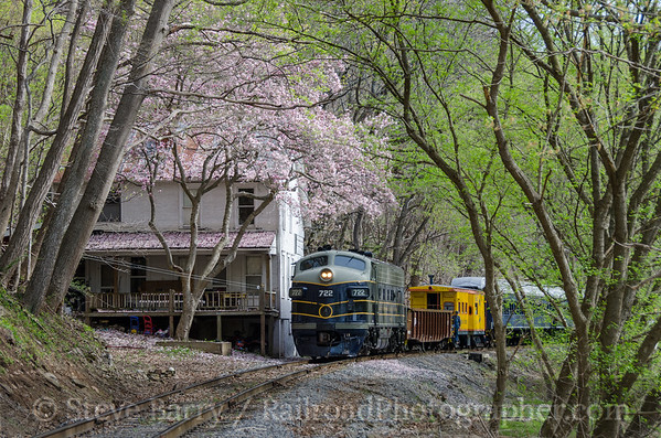 Photo 3377 Potomac Eagle; Wickham (Moorefield), West Virginia April 19, 2015