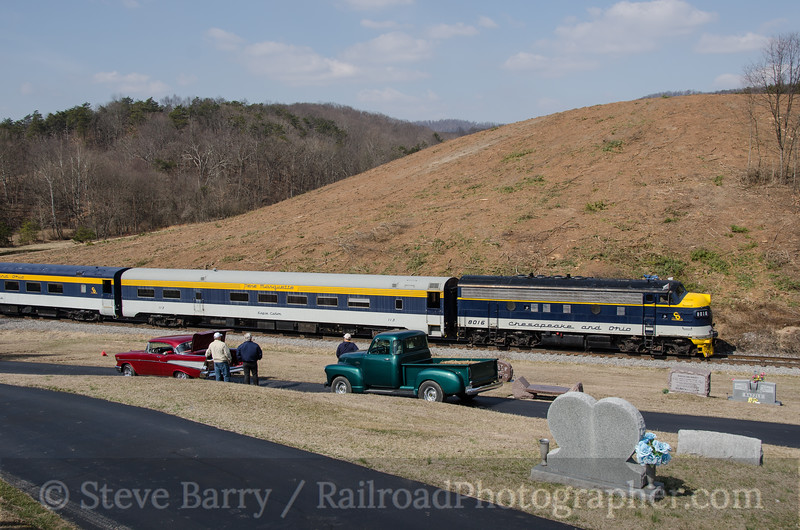 Photo 2645<br /> Potomac Eagle; Springfield, West Virginia<br /> March 23, 2013