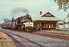 Photo 3671<br /> Nylon Express; Greenwood, Delaware<br /> October 18, 1988