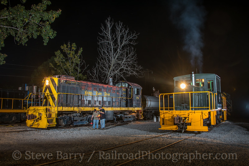 Photo 5209<br /> Rochester & Genesee Valley Railroad Museum<br /> Industry, New York<br /> September 15, 2018