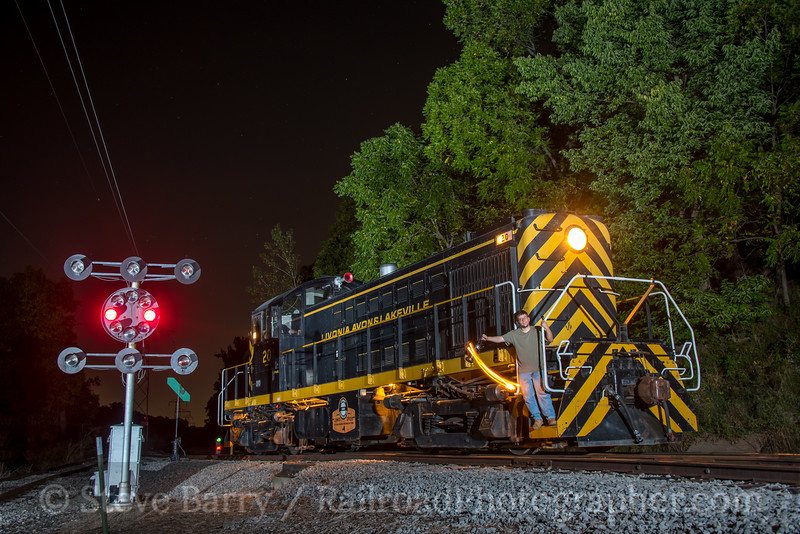 Photo 5210<br /> Rochester & Genesee Valley Railroad Museum<br /> Industry, New York<br /> September 15, 2018
