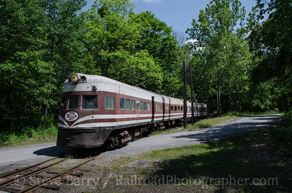 Photo 3422 Rockhill Trolley Museum; Orbisonia, Pennsylvania May 30, 2015