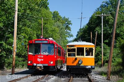 Photo 3466 Rockhill Trolley Museum; Orbisonia, Pennsylvania August 22, 2015