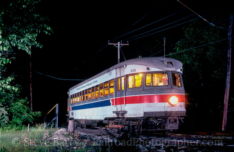 Photo 2420<br /> Rockhill Trolley Museum; Rockhill Furnace, Pennsylvania<br /> June 2003
