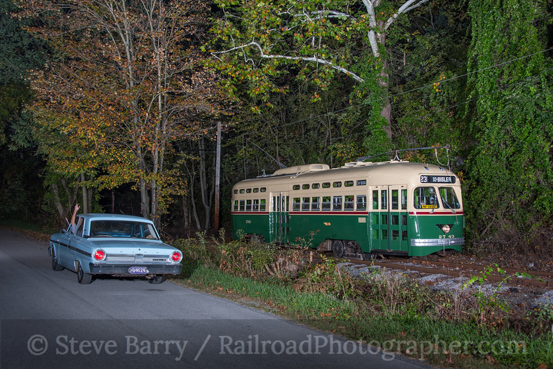 Photo 4312<br /> Rockhill Trolley Museum<br /> Orbisonia, Pennsylvania<br /> September 16, 2017