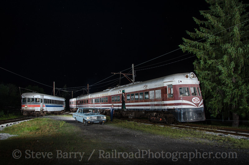 Photo 3423<br /> Rockhill Trolley Museum; Rockhill, Pennsylvania<br /> May 30, 2015