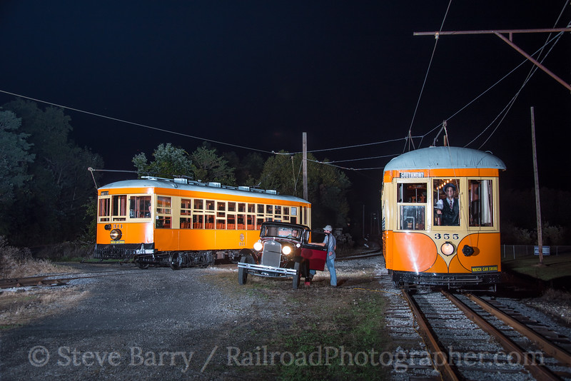 Photo 4313<br /> Rockhill Trolley Museum<br /> Rockhill Furnace, Pennsylvania<br /> September 16, 2017