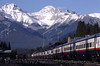 Photo 1414<br /> Rocky Mountain Rail Tours; Banff, Alberta<br /> May 2004