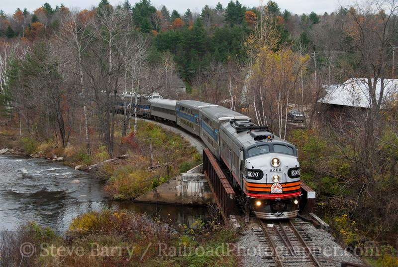 Photo 2261<br /> Saratoga & North Creek; North Creek, New York<br /> October 23, 2011