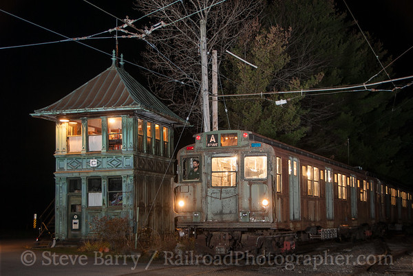 Photo 3249 Seashore Trolley Museum; Kennebunkport, Maine November 8, 2014