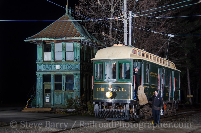 Photo 3998<br /> Seashore Trolley Museum; Kennebunkport, Maine<br /> November 12, 2016