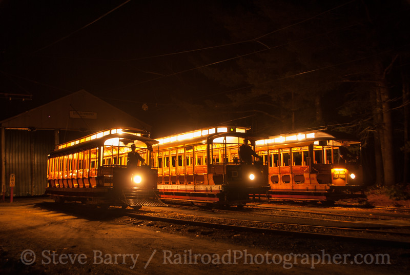 Photo 3247<br /> Seashore Trolley Museum; Kennebunkport, Maine<br /> November 8, 2014
