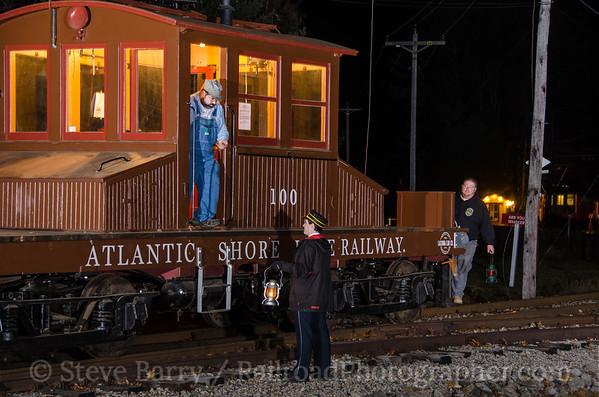 Photo 3575 Seashore Trolley Museum; Kennebunkport, Maine November 7, 2015