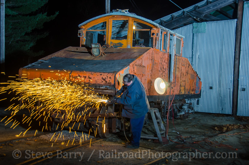 Photo 3999<br /> Seashore Trolley Museum; Kennebunkport, Maine<br /> November 12, 2016