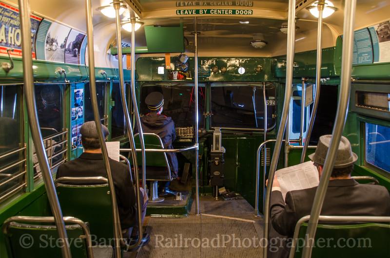 Photo 3573 Seashore Trolley Museum; Kennebunkport, Maine November 7, 2015