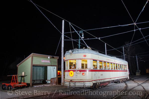 Photo 3574 Seashore Trolley Museum; Kennebunkport, Maine November 7, 2015