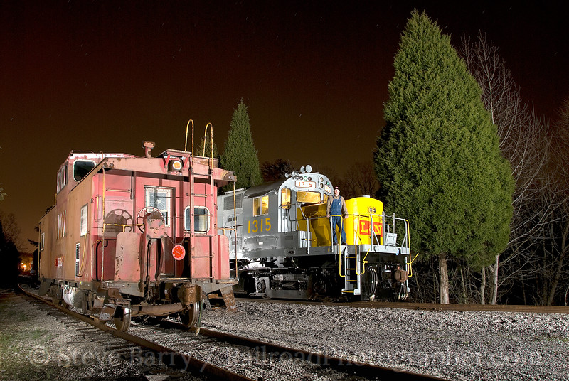 Secret City Scenic; Oak Ridge TN; 3/20/09