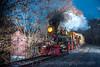 Photo 4443<br /> Steam Into History<br /> Railroad, Pennsylvania<br /> December 17, 2017
