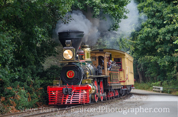 Photo 3502 Steam Into History; Railroad, Pennsylvania September 26, 2015