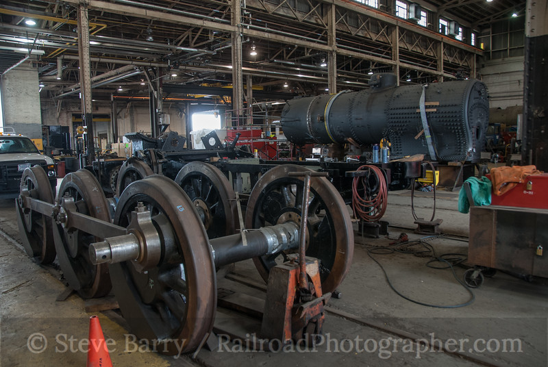 Photo 2408<br /> Steamtown National Historic Site; Scranton, Pennsylvania<br /> July 13, 2012
