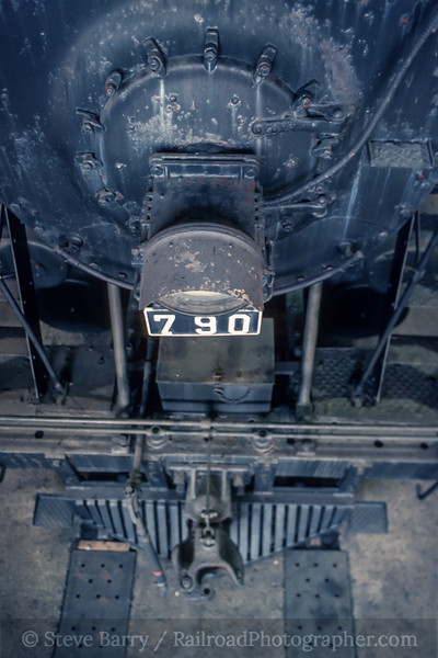 Photo 5003<br /> Steamtown National Historic Site<br /> Scranton, Pennsylvania<br /> June 1993