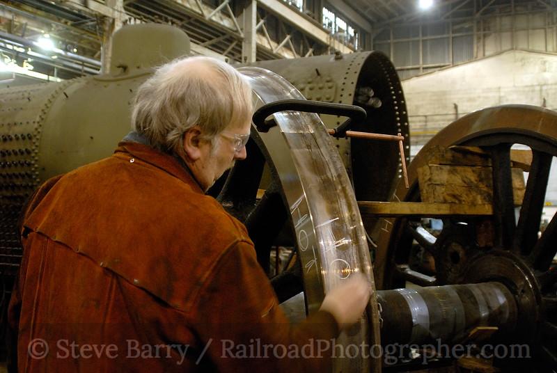 Photo 0052<br /> Steamtown National Historic Site; Scranton, Pennsylvania<br /> March 15, 2007