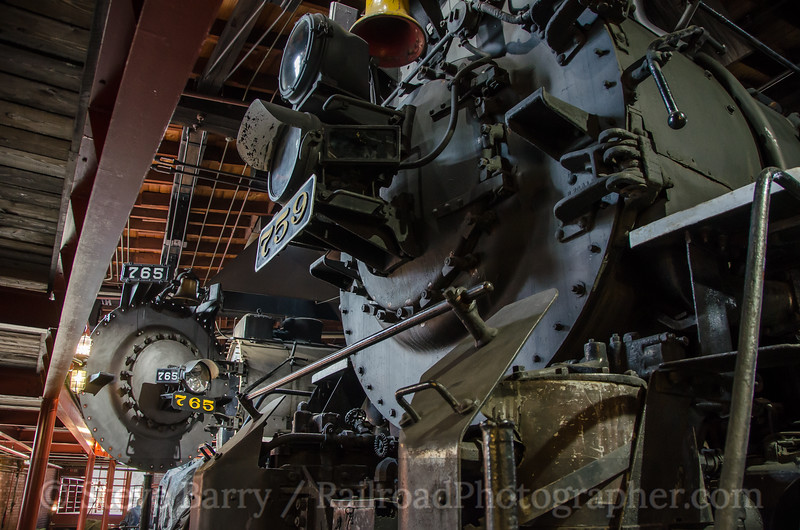 Photo 3480<br /> Steamtown National Historic Site; Scranton, Pennsylvania<br /> September 4, 2015