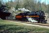 Photo 4520<br /> Steamtown USA<br /> Nay Aug Tunnel, Scranton, Pennsylvania<br /> May 4, 1986