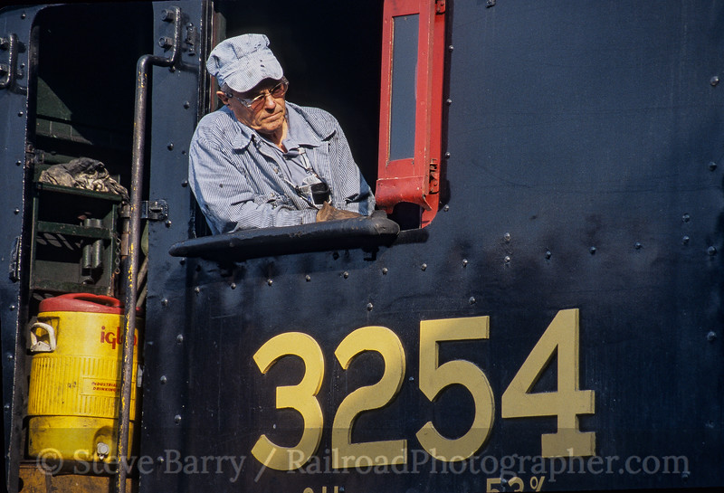 Photo 3771<br /> Steamtown National Historic Site; Scranton, Pennsylvania<br /> October 2005