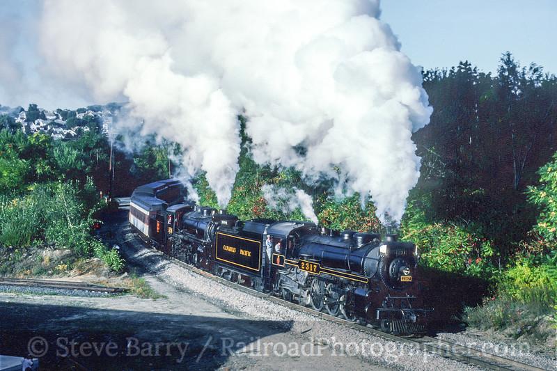 Steamtown; Scranton PA; 9/20/92