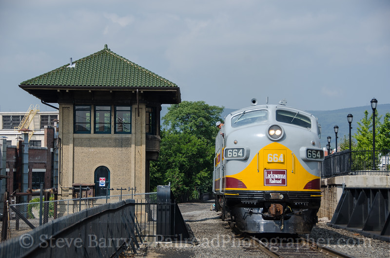 Photo 3479<br /> Steamtown National Historic Site;  Scranton, Pennsylvania<br /> September 4, 2015
