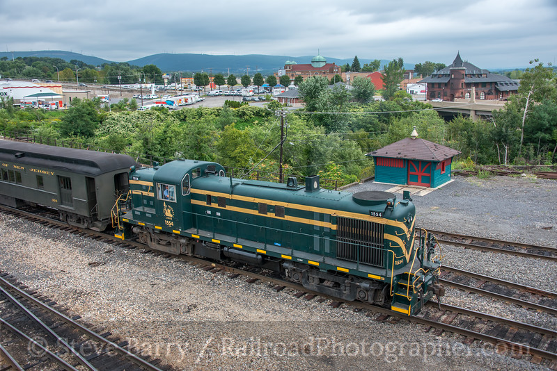 Photo 5182<br /> Steamtown National Historic Site<br /> Bridge 60, Scranton, Pennsylvania<br /> September 2, 2018