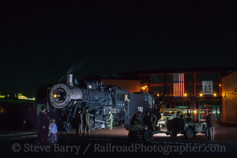 Photo 4155<br /> Steamtown National Historic Site; Scranton, Pennsylvania<br /> May 1999