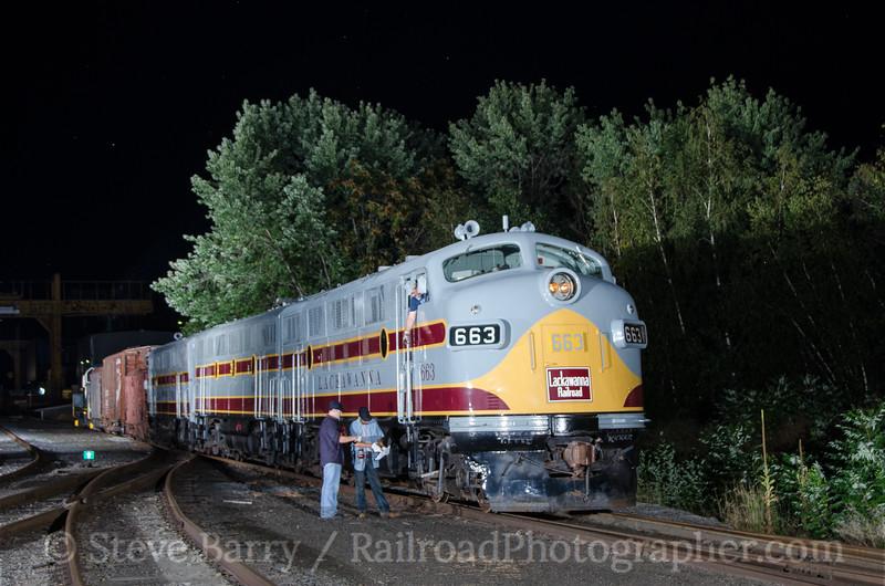 Photo 3485<br /> Steamtown National Historic Site; Scranton, Pennsylvania<br /> September 11, 2015