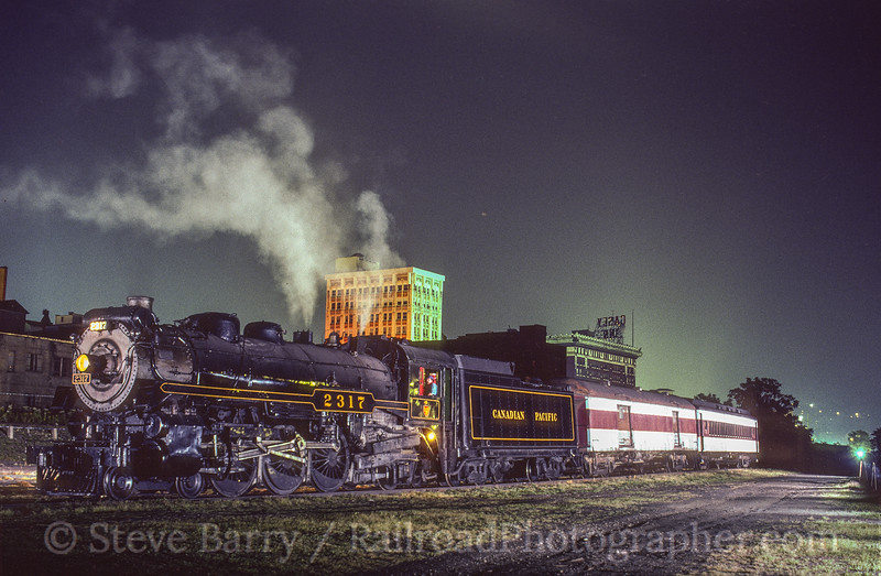 Photo 5479<br /> Steamtown National Historic Site<br /> Scranton, Pennsylvania<br /> September 1991