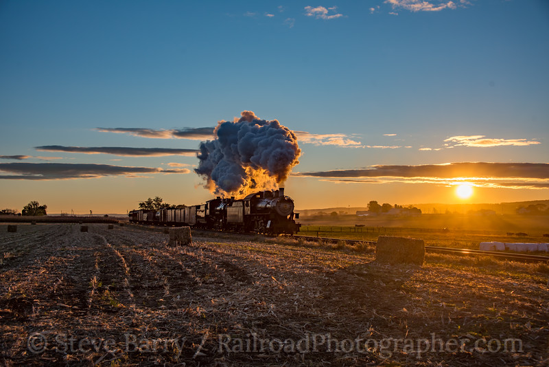 Photo 5352<br /> Strasburg Rail Road<br /> Strasburg, Pennsylvania<br /> October 24, 2018
