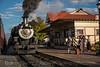 Photo 4402<br /> Strasburg Rail Road<br /> Strasburg, Pennsylvania<br /> November 6, 2017