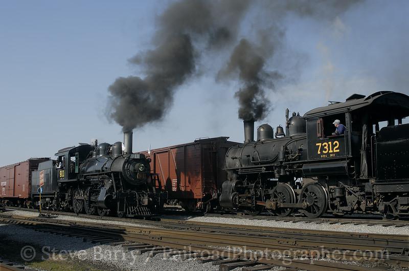 Photo 1036<br /> Strasburg Rail Road; Strasburg, Pennsylvania<br /> November 5, 2007