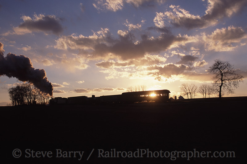 Photo 0505<br /> Strasburg Rail Road; Paradise, Pennsylvania<br /> February 2006