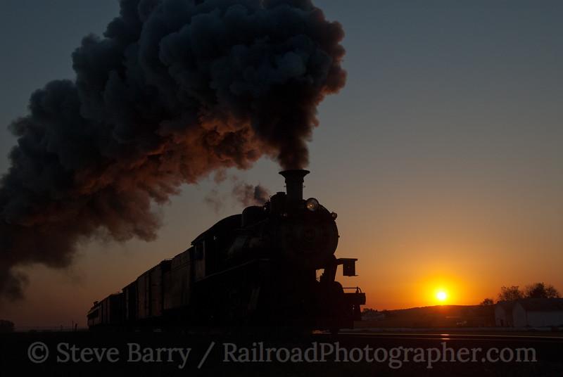 Photo 1960<br /> Strasburg Rail Road; Strasburg, Pennsylvania<br /> October 17, 2010