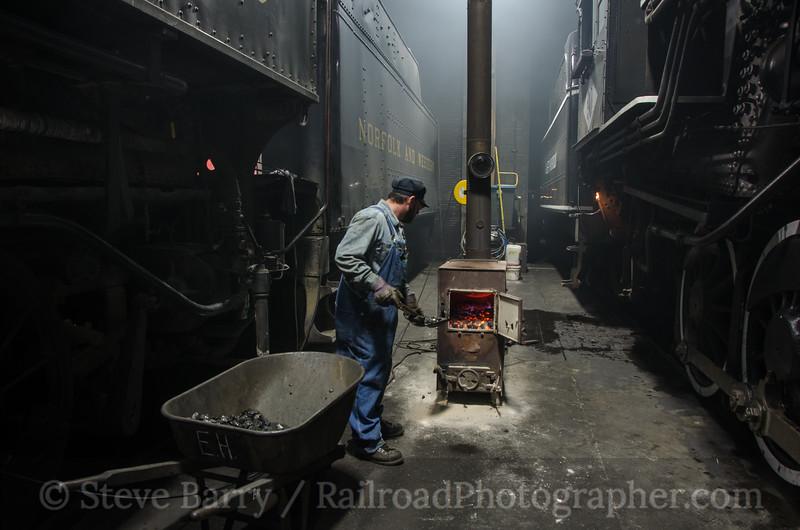 Photo 2600<br /> Strasburg Rail Road; Strasburg, Pennsylvania<br /> February 19, 2013