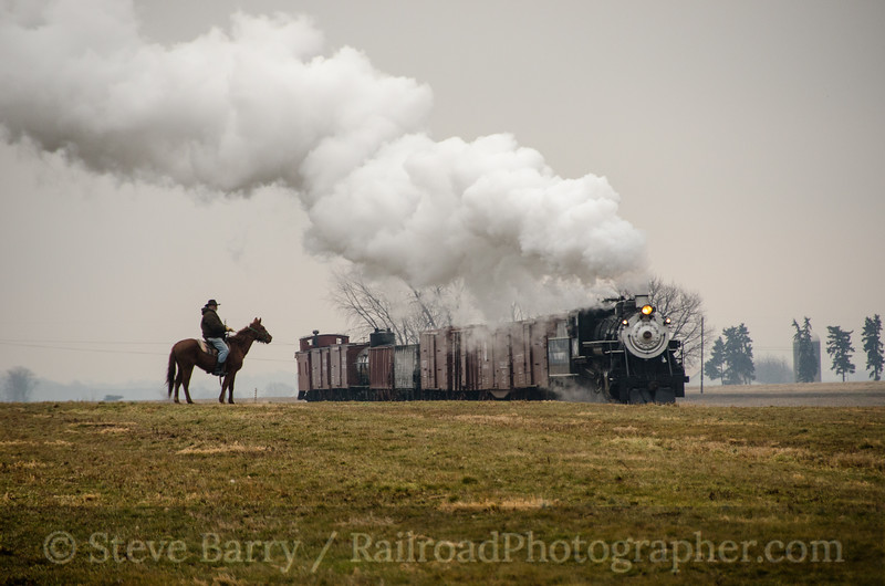 Photo 2599<br /> Strasburg Rail Road; Strasburg, Pennsylvania<br /> February 19, 2013