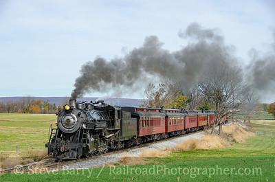 Photo 3994 Strasburg Rail Road; Paradise, Pennsylvania November 6, 2016